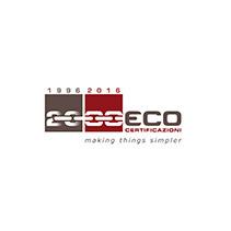 ECO CERTIFICAZIONI SpA logo