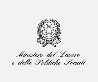 ministero del lavoro e delle politiche speciali